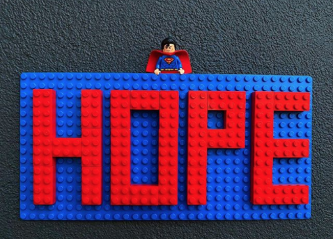 Change Outcome Design Success? One LEGO brick at a time!